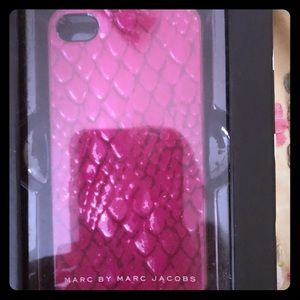 Marc by Marc Jacobs NWT phone cover